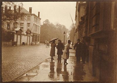 Léonard Misonne, 'A Rainy Day', 1920s