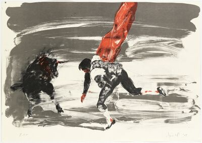 Eric Fischl, 'Without title 2', 2009