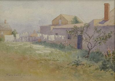 Marshall Jones, 'Laundry', 19th Century