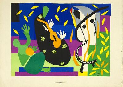Henri Matisse, 'Sorrow of the King', 1952