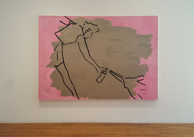 Judy Rifka, 'Spray', 1981