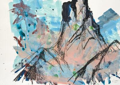 """Bernd Zimmer, '""""Tinzenhorn"""" (3)', 2014"""