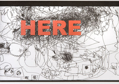 Elizabeth Price, 'Here', 2012