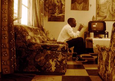 Moridja Kitenge, 'La maison des pauvres 5', ca. 2010