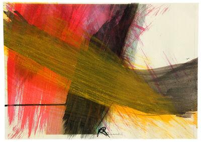 Arnulf Rainer, 'Senza titolo', 1999