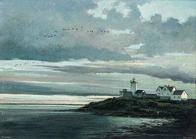 Eric Sloane, 'Low Tide'