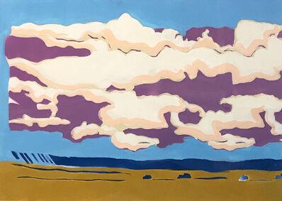 Frank Buffalo Hyde, 'Where the Land Meets the Sky II', 2014