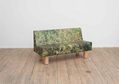 James Hyde, 'Bench (Meadow Chair)', 2015
