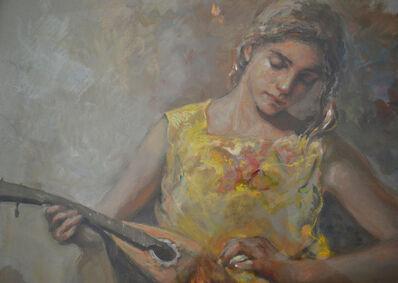 Jose Royo, 'La Mandolina', ca. 2002
