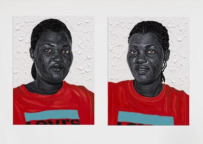 Otis Kwame Kye Quaicoe, 'Akwele & Akuoko', 2021