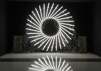 Matthew Schreiber, 'White Twist', 2011