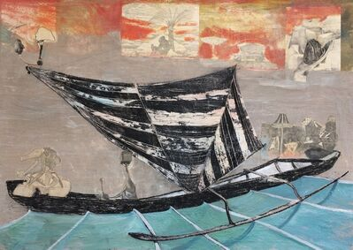 Paton Miller, 'Bali Boat', unknown