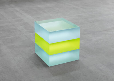 Ann Veronica Janssens, 'Candy Sculpture 405-805/2-405', 2019