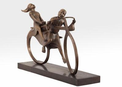 Ayman Saadawy, 'Bike Riding', 20