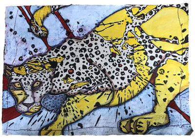 Cheryl Gross, 'Snow Leopard', 2019