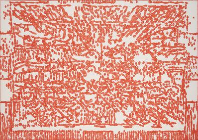Jonas Balsaitis, 'Imprint Image No. 4', 1990