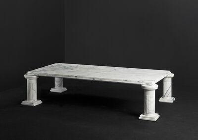 Karl Lagerfeld, 'Untitled VI (Coffee table - Arabescato)', 2018