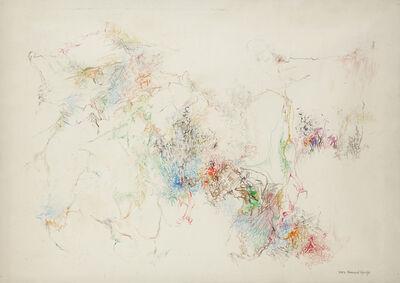 Bernard Schultze, 'Untitled', 1958