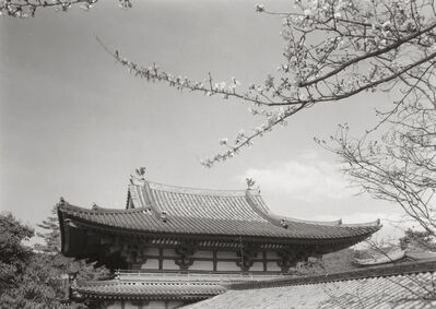 Paul Caponigro, 'Byodo-In, Kyoto, Japan', 1976