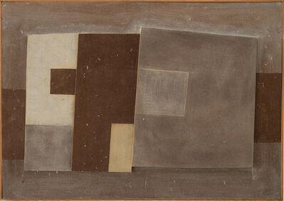 Ben Nicholson, 'June 60 (Ti - Ti)', 1960