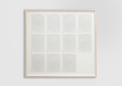 Robert Barry, 'Untitled (11 elements)', 1968