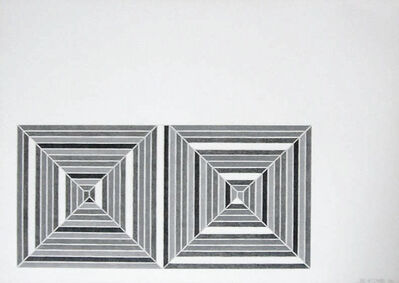 Frank Stella, 'Les Indes Galantes III', 1971