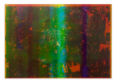 Emmanuel Van der Auwera, 'Memento 24 (Study for Tehran I)', 2020