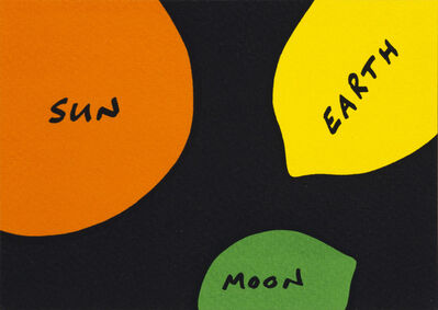 David Bellingham, 'EARTH/SUN/MOON', 2006