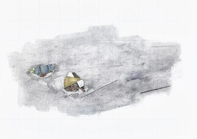Naiza H. Khan, 'Debris (Objects from the Deep)', 2019