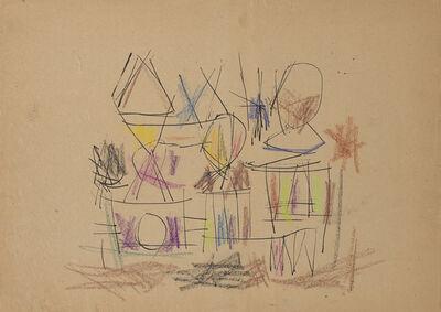 Ernest Mancoba, 'Untitled (Figures)', ND