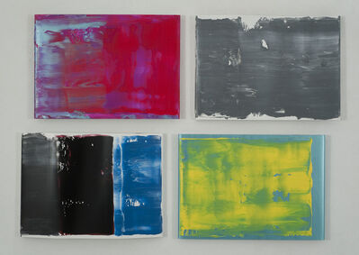 Pedro Calapez, 'Barreira G (alternative hanging 2)', 2012