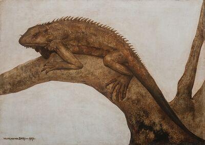 Willem van den Berg, 'The Chameleon', 1927