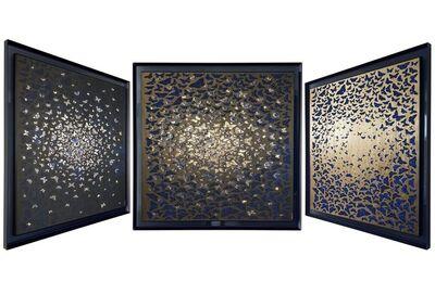 Patrick Rubinstein, 'Nuée bleutée', 2019