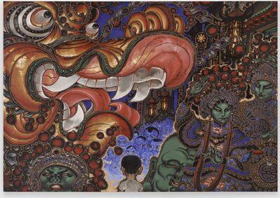 Martin Wong, 'Chinese New Year's Parade', 1992-1994