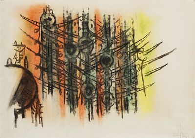 Wifredo Lam, 'Untitled', 1960