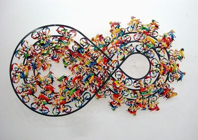 David Gerstein, 'Infinity Rally', 2010