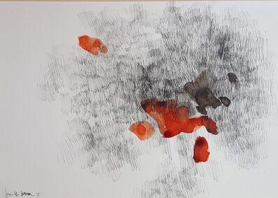 Josep Maria Codina, 'Josep Maria Codina: Garoines sobre roig', 2018