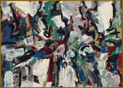 Jean-Paul Riopelle, 'Untitled (1956.018P)', 1956
