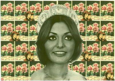 Afsoon, 'Googoosh II Roses', 2010