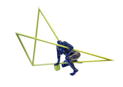 Reno, 'Blue Spider ', 2021