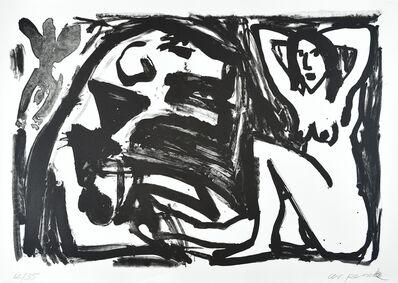 A.R. Penck, 'Große Sitzende', 1990-2000