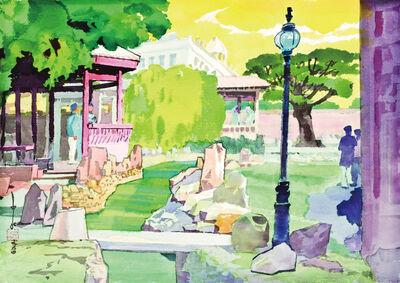 Ma Paisui 馬白水, 'Garden of Lukang', 1994