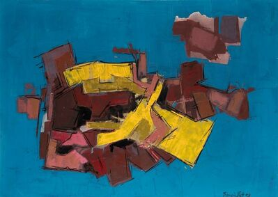 Francis Bott, 'Composition', 1958