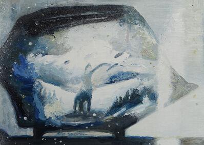Mireille Blanc, 'L'ardoise', 2018