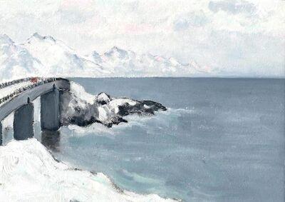 Li Shan  李珊 (b. 1957), 'Bridges (Lofoten, Norway) 桥(罗浮敦群岛,挪威)', 2020