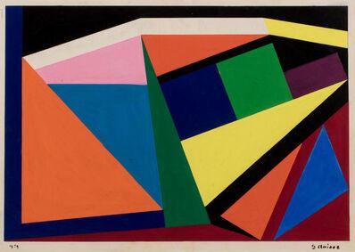 Geneviève Claisse, 'Composition', 1959