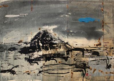 Daniele Cestari, 'La nuvola e le comete', 2018