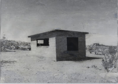 Frederick Fulmer, 'Winters Ghost Cabin', 2020