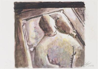 "Luc Tuymans, '""Tomb""', 2020"