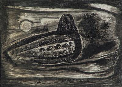 Everett Spruce, 'Night Bird', 1941